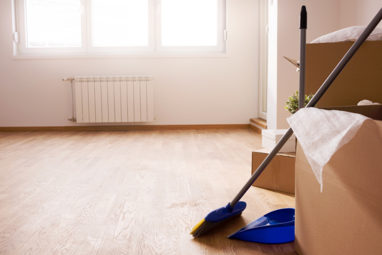 Moving Cleaning Services