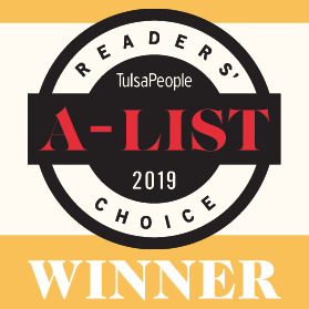 TulsaPeople A-List Winner 2019